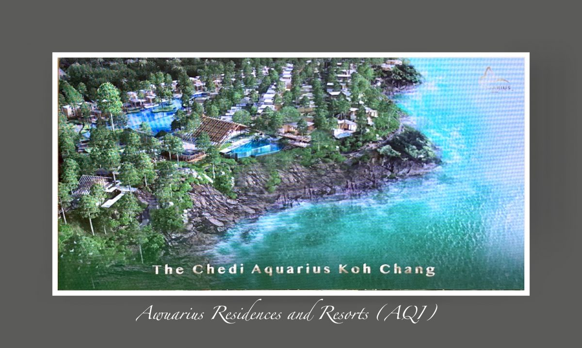 GHM returns to Thailand with The Chedi Aquarius Koh Chang